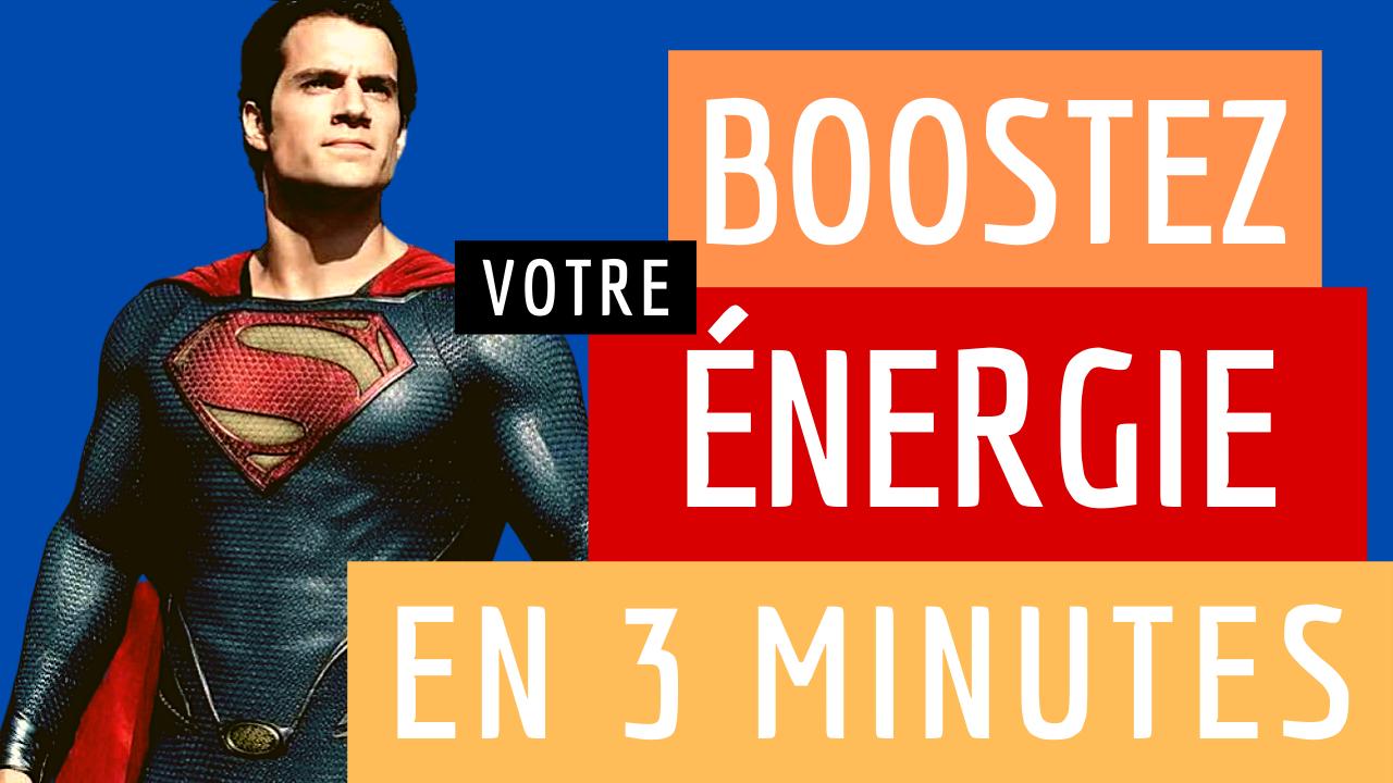 Boostez votre énergie quotidienne en 3 minutes : 7 questions…